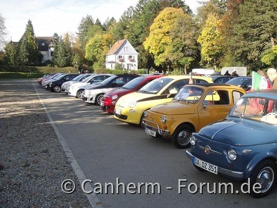 Fiat 500 Treffen