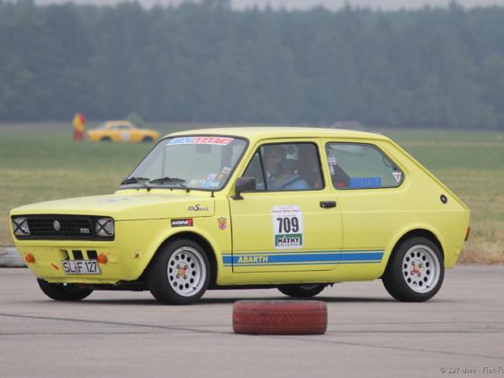 Für Fiat-Sportfans!