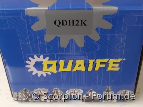 Quaife Differentialsperre